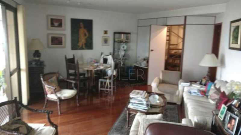 04 - Apartamento à venda Praça Almirante Belfort Vieira,Leblon, Rio de Janeiro - R$ 4.500.000 - LB-AV3001 - 5