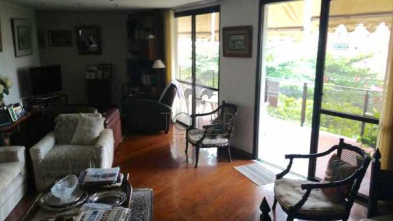 05 - Apartamento à venda Praça Almirante Belfort Vieira,Leblon, Rio de Janeiro - R$ 4.500.000 - LB-AV3001 - 6
