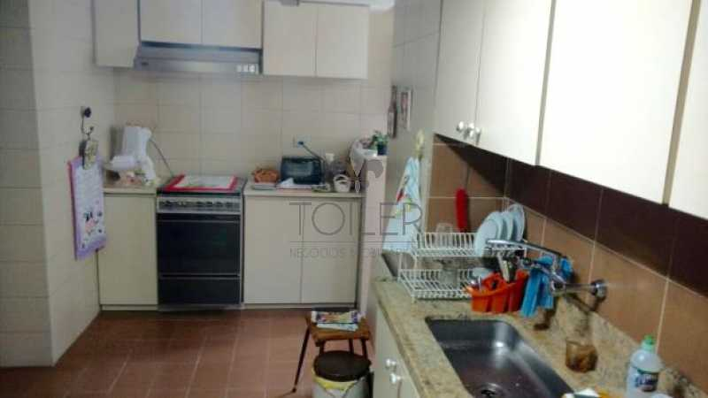 07 - Apartamento à venda Praça Almirante Belfort Vieira,Leblon, Rio de Janeiro - R$ 4.500.000 - LB-AV3001 - 8