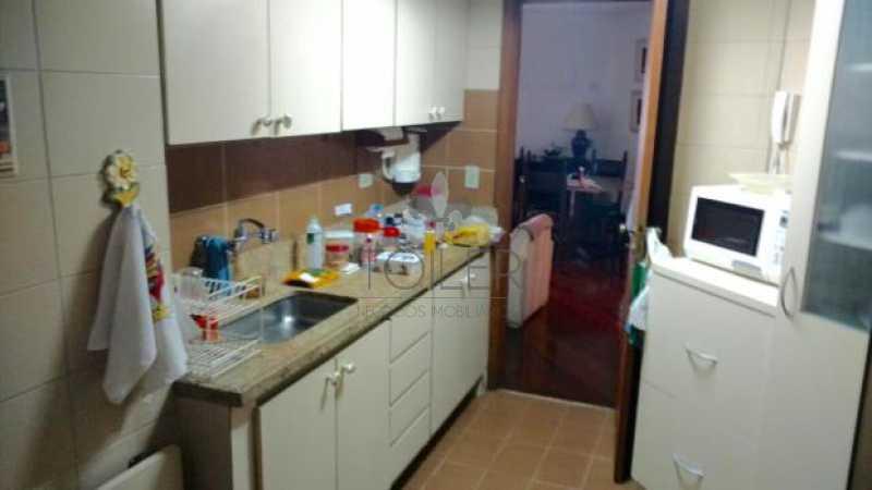 08 - Apartamento à venda Praça Almirante Belfort Vieira,Leblon, Rio de Janeiro - R$ 4.500.000 - LB-AV3001 - 9