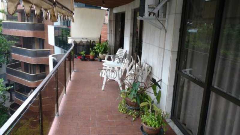12 - Apartamento à venda Praça Almirante Belfort Vieira,Leblon, Rio de Janeiro - R$ 4.500.000 - LB-AV3001 - 13