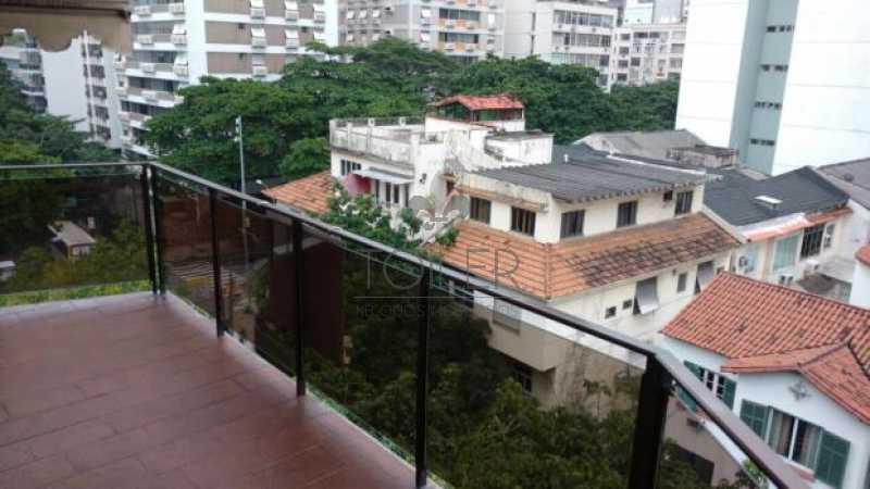 13 - Apartamento à venda Praça Almirante Belfort Vieira,Leblon, Rio de Janeiro - R$ 4.500.000 - LB-AV3001 - 14