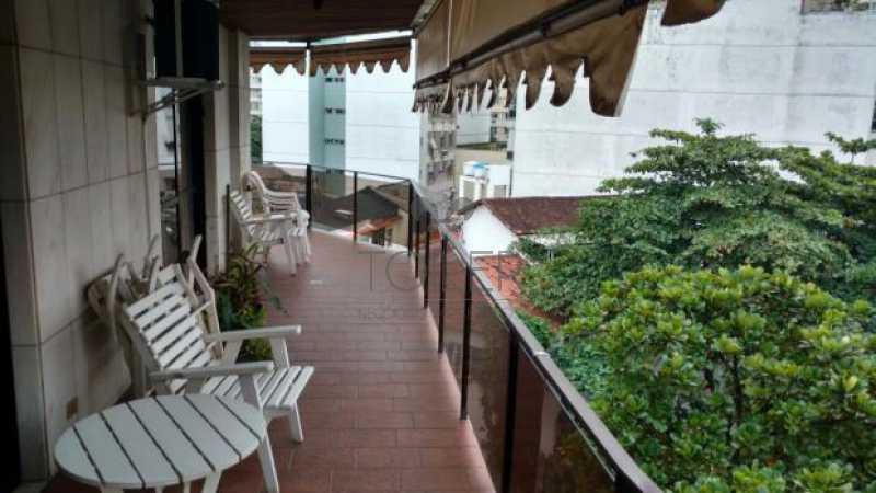 14 - Apartamento à venda Praça Almirante Belfort Vieira,Leblon, Rio de Janeiro - R$ 4.500.000 - LB-AV3001 - 15