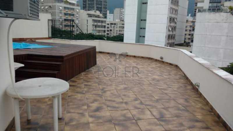 16 - Apartamento à venda Praça Almirante Belfort Vieira,Leblon, Rio de Janeiro - R$ 4.500.000 - LB-AV3001 - 17