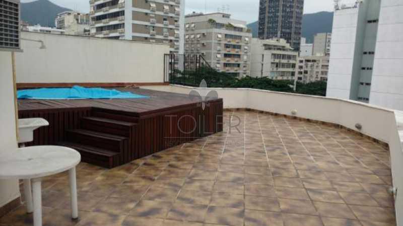 18 - Apartamento à venda Praça Almirante Belfort Vieira,Leblon, Rio de Janeiro - R$ 4.500.000 - LB-AV3001 - 19