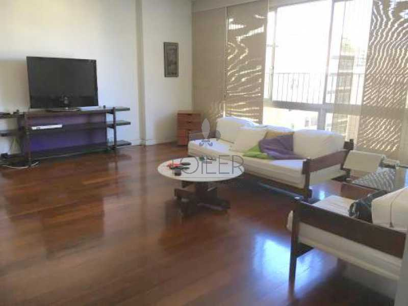 01 - Apartamento À Venda - Leblon - Rio de Janeiro - RJ - LB-AG4006 - 1