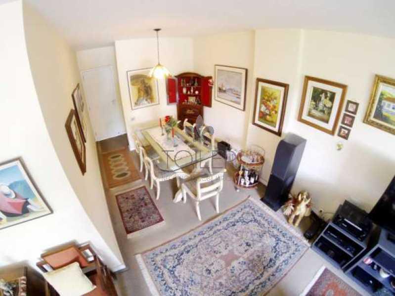 03 - Apartamento Rua Almirante Guilhem,Leblon,Rio de Janeiro,RJ À Venda,3 Quartos,170m² - LB-AG4007 - 4