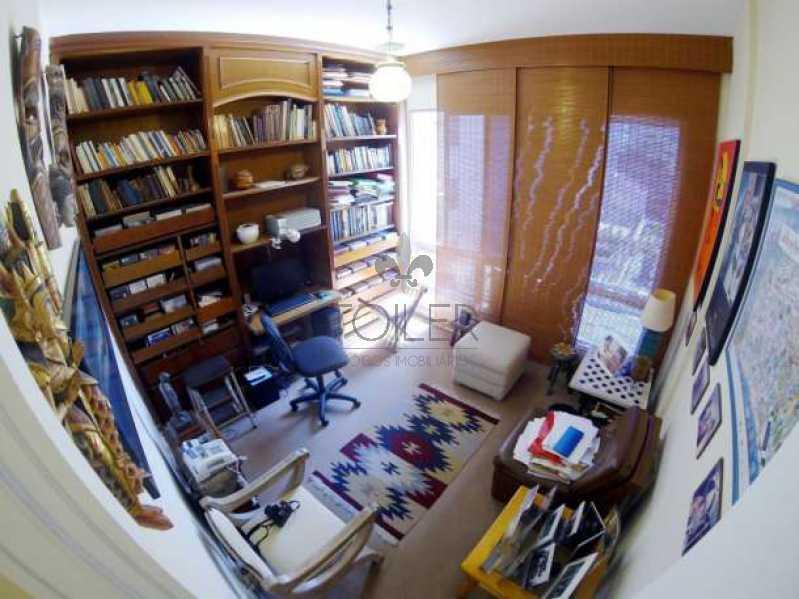 06 - Apartamento Rua Almirante Guilhem,Leblon,Rio de Janeiro,RJ À Venda,3 Quartos,170m² - LB-AG4007 - 7