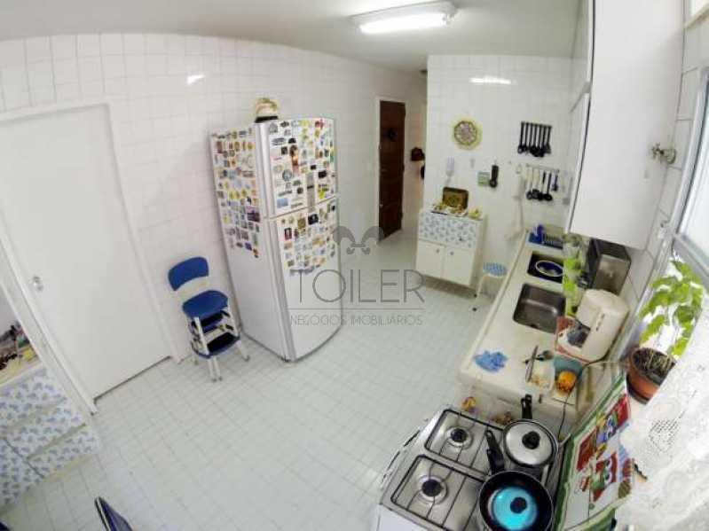 09 - Apartamento Rua Almirante Guilhem,Leblon,Rio de Janeiro,RJ À Venda,3 Quartos,170m² - LB-AG4007 - 10