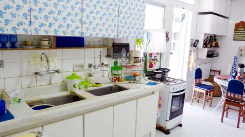 10 - Apartamento Rua Almirante Guilhem,Leblon,Rio de Janeiro,RJ À Venda,3 Quartos,170m² - LB-AG4007 - 11