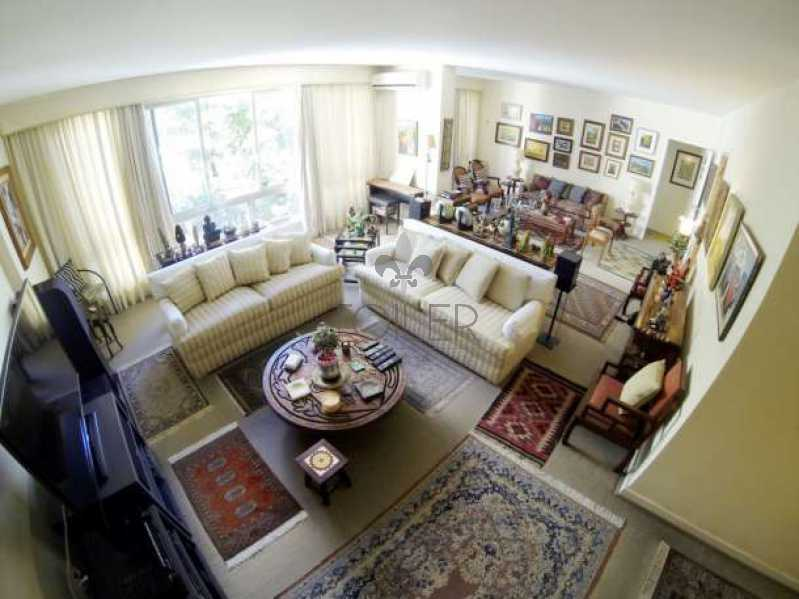 11 - Apartamento Rua Almirante Guilhem,Leblon,Rio de Janeiro,RJ À Venda,3 Quartos,170m² - LB-AG4007 - 12