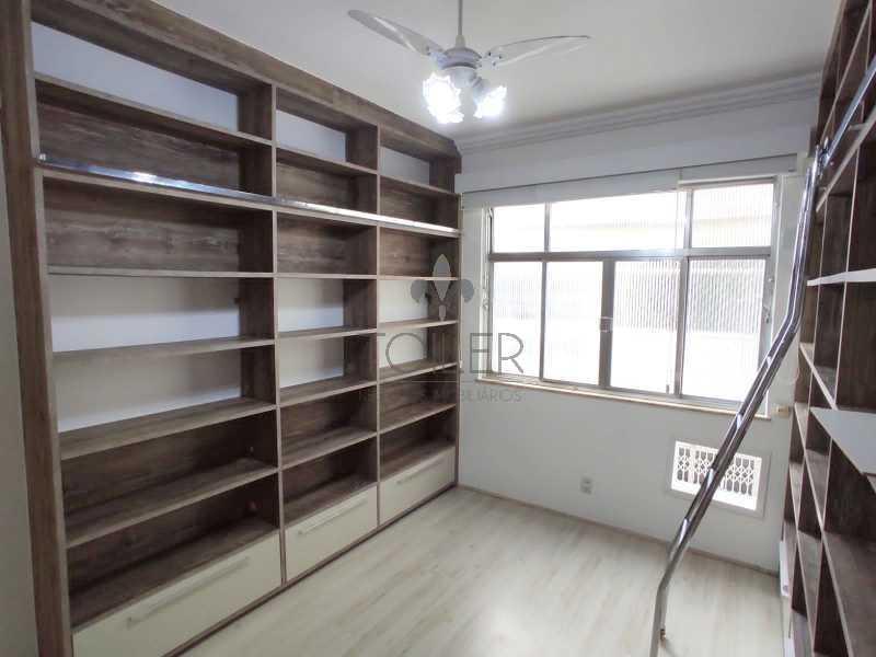 01 - Apartamento para alugar Rua Voluntários da Pátria,Botafogo, Rio de Janeiro - R$ 2.100 - LCO-VP2001 - 1