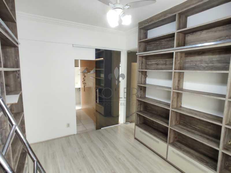 02 - Apartamento para alugar Rua Voluntários da Pátria,Botafogo, Rio de Janeiro - R$ 2.100 - LCO-VP2001 - 3