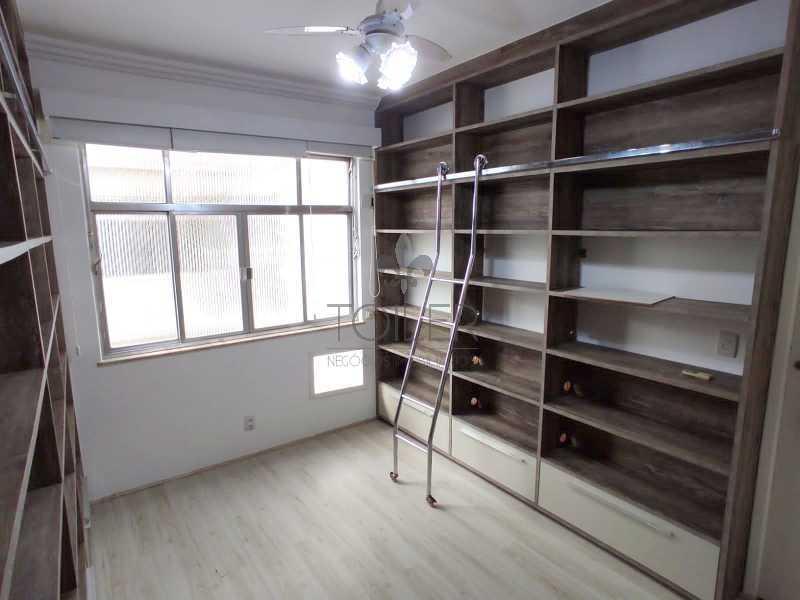 03 - Apartamento para alugar Rua Voluntários da Pátria,Botafogo, Rio de Janeiro - R$ 2.100 - LCO-VP2001 - 4