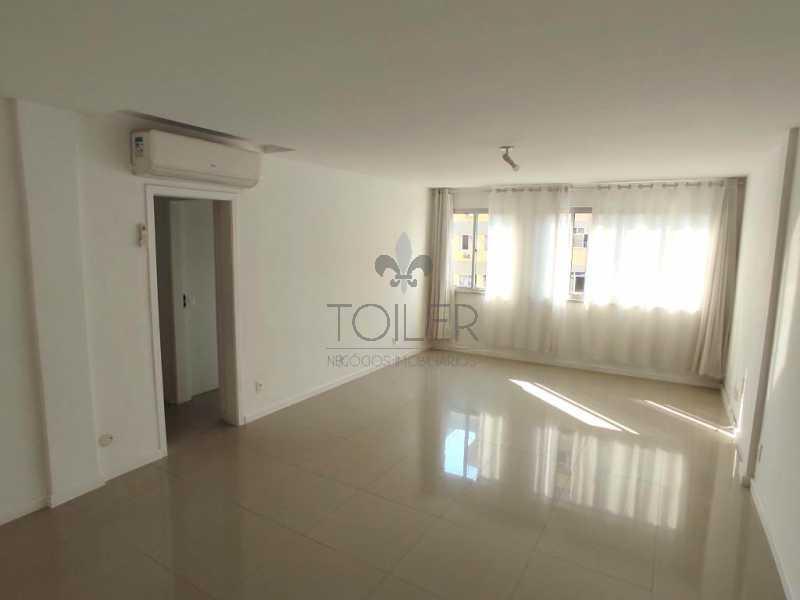 01 - Apartamento para alugar Rua Santa Alexandrina,Rio Comprido, Rio de Janeiro - R$ 2.500 - RC-SA2001 - 1