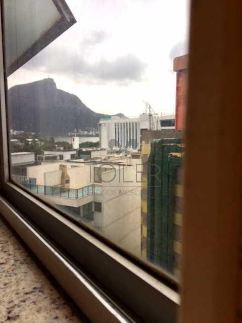 01 - Flat Rua Almirante Guilhem,Leblon,Rio de Janeiro,RJ À Venda,1 Quarto,45m² - LB-AG1003 - 1
