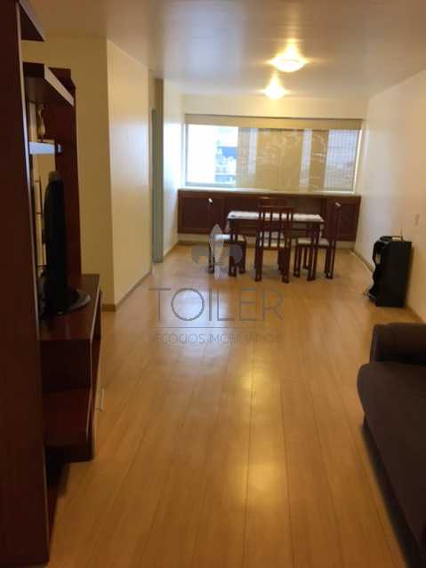 05 - Flat Rua Almirante Guilhem,Leblon,Rio de Janeiro,RJ À Venda,1 Quarto,45m² - LB-AG1003 - 6