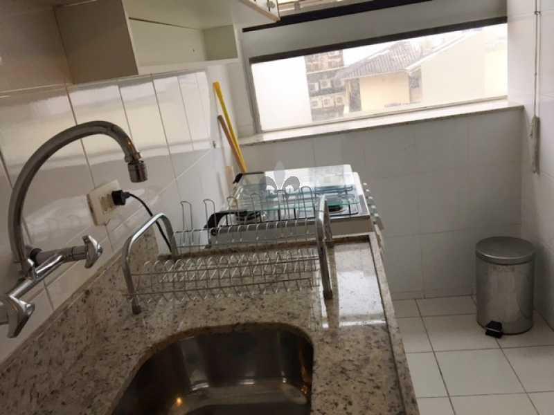15 - Flat Rua Almirante Guilhem,Leblon,Rio de Janeiro,RJ À Venda,1 Quarto,45m² - LB-AG1003 - 16