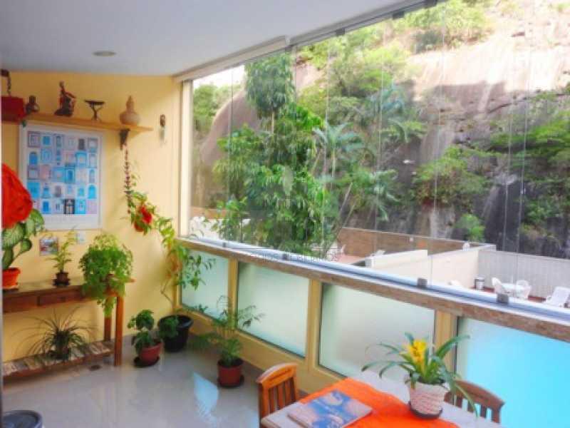 01 - Apartamento Avenida Oswaldo Cruz,Flamengo, Rio de Janeiro, RJ À Venda, 3 Quartos, 140m² - FL-OC3003 - 1