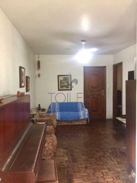 01 - Apartamento Rua General Ribeiro da Costa,Leme, Rio de Janeiro, RJ À Venda, 3 Quartos, 86m² - LE-GR3002 - 1
