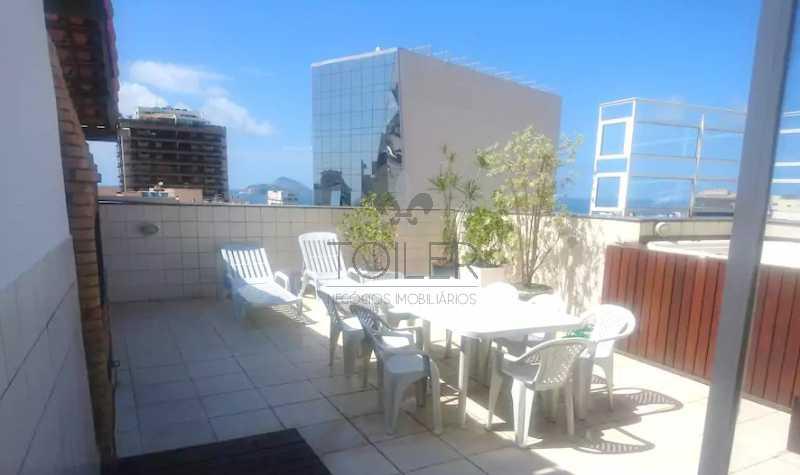 01 - Apartamento à venda Rua Bulhões de Carvalho,Copacabana, Rio de Janeiro - R$ 4.500.000 - CO-BC5001 - 1