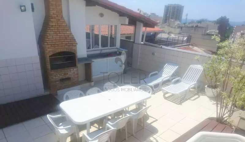 02 - Apartamento à venda Rua Bulhões de Carvalho,Copacabana, Rio de Janeiro - R$ 4.500.000 - CO-BC5001 - 3