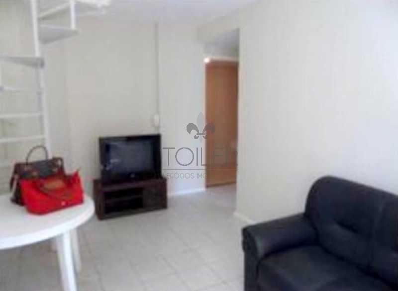 01 - Cobertura à venda Rua Assis Bueno,Botafogo, Rio de Janeiro - R$ 1.260.000 - LBO-AB1001 - 1