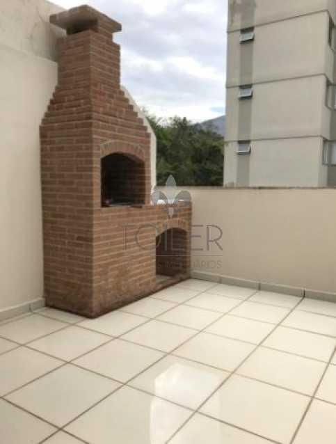 16 - Cobertura à venda Rua Assis Bueno,Botafogo, Rio de Janeiro - R$ 1.260.000 - LBO-AB1001 - 17