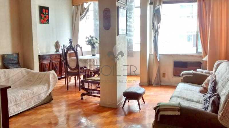 01 - Apartamento À Venda Rua Anita Garibaldi,Copacabana, Rio de Janeiro - R$ 1.000.000 - CO-AG3005 - 1