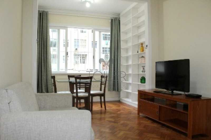 01 - Apartamento Rua Visconde de Pirajá,Ipanema,Rio de Janeiro,RJ À Venda,2 Quartos,85m² - IP-VP2005 - 1
