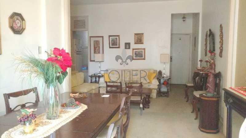 01 - Apartamento Avenida Nossa Senhora de Copacabana,Copacabana, Rio de Janeiro, RJ À Venda, 3 Quartos, 100m² - CO-NS3010 - 1