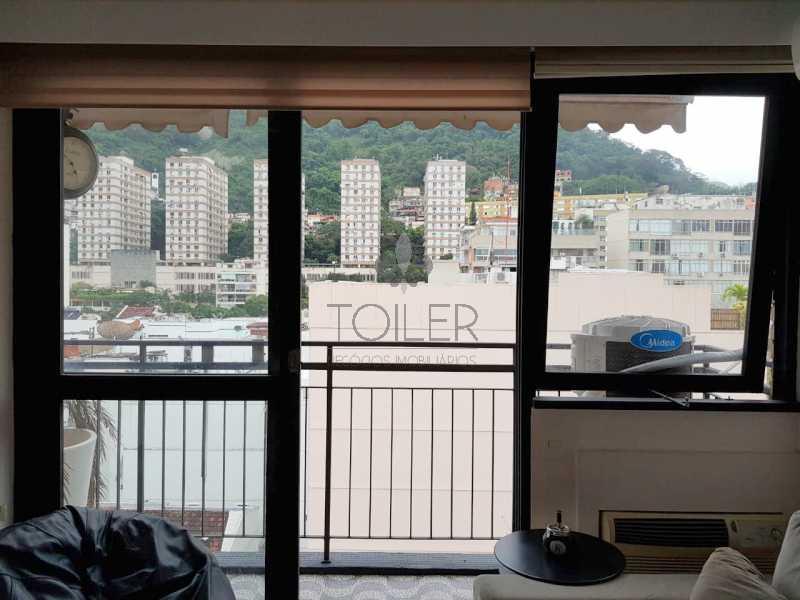 20 - Apartamento Rua Décio Vilares,Copacabana, Rio de Janeiro, RJ À Venda, 2 Quartos, 80m² - CO-DV2005 - 21