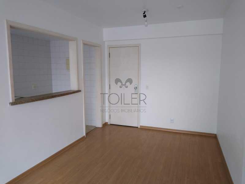 02 - Apartamento Rua São Clemente,Botafogo,Rio de Janeiro,RJ À Venda,2 Quartos,64m² - LBO-SC2001 - 3