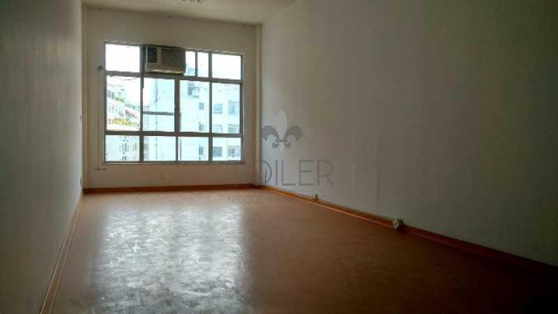 01 - Sala Comercial 40m² para venda e aluguel Avenida Nossa Senhora de Copacabana,Copacabana, Rio de Janeiro - R$ 450.000 - CO-NSC021 - 1