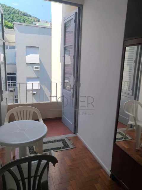 01 - Kitnet/Conjugado Rua Antônio Parreiras,Ipanema,Rio de Janeiro,RJ Para Alugar,1 Quarto,33m² - LIP-AP1002 - 1