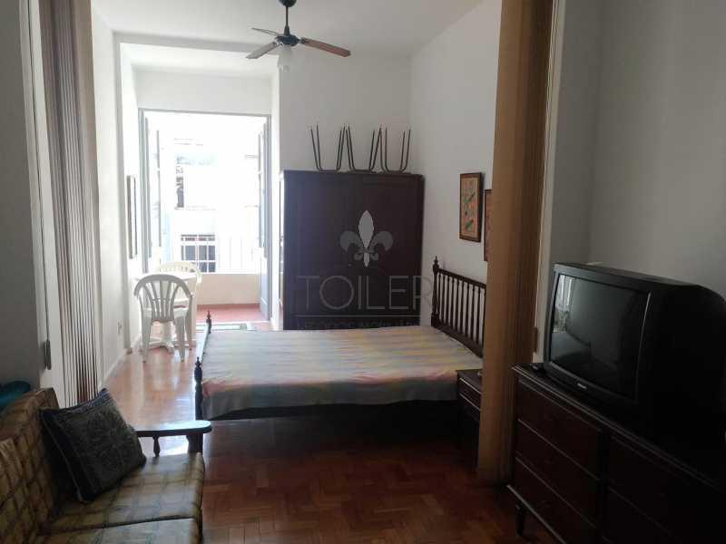 02 - Kitnet/Conjugado Rua Antônio Parreiras,Ipanema,Rio de Janeiro,RJ Para Alugar,1 Quarto,33m² - LIP-AP1002 - 3