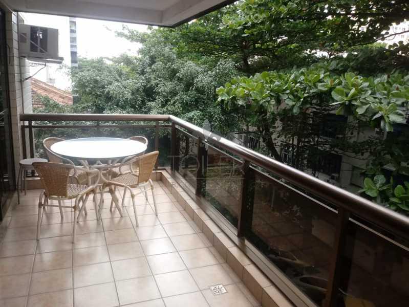 01 - Apartamento À Venda - Copacabana - Rio de Janeiro - RJ - CO-DV3005 - 1