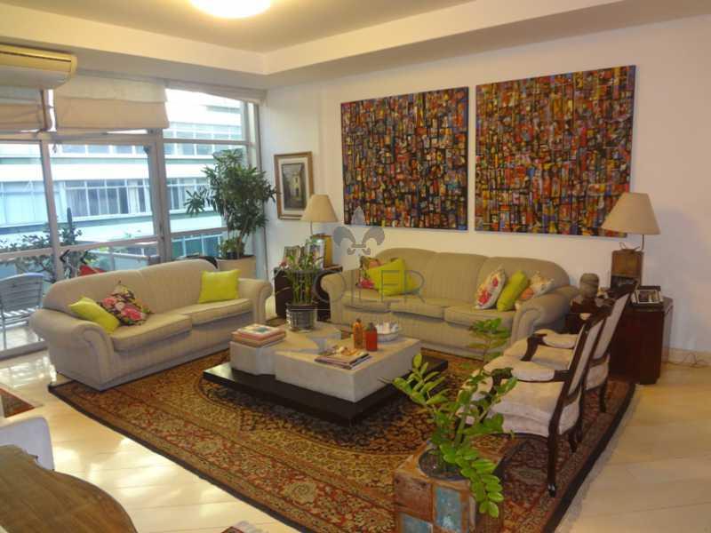 02 - Apartamento Rua Hilário de Gouveia,Copacabana,Rio de Janeiro,RJ À Venda,4 Quartos,260m² - CO-HG4005 - 3