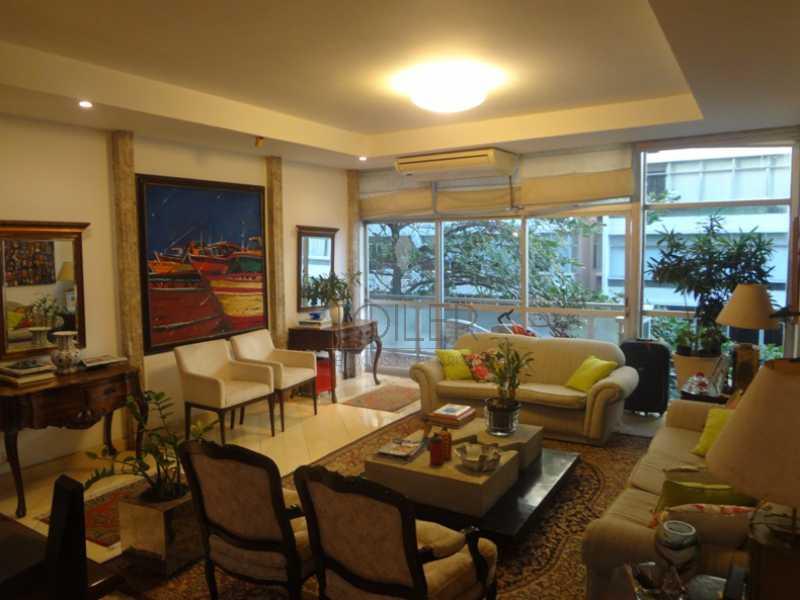 03 - Apartamento Rua Hilário de Gouveia,Copacabana,Rio de Janeiro,RJ À Venda,4 Quartos,260m² - CO-HG4005 - 4