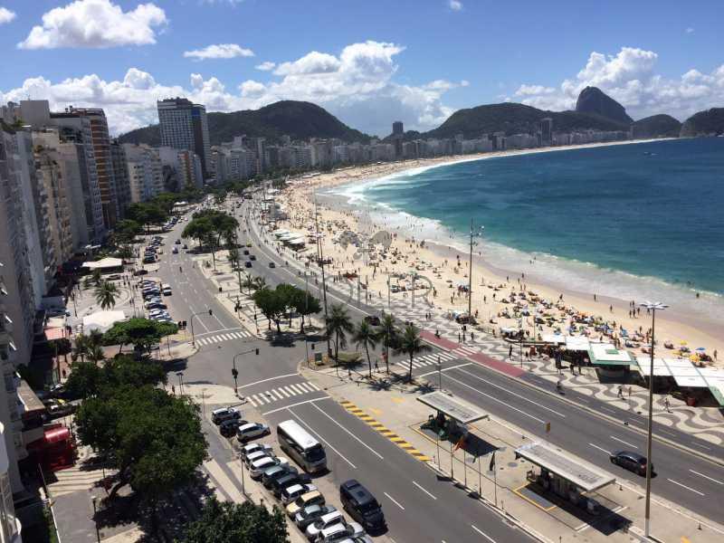 18 - Apartamento à venda Avenida Atlântica,Copacabana, Rio de Janeiro - R$ 3.500.000 - CO-AA3042 - 19