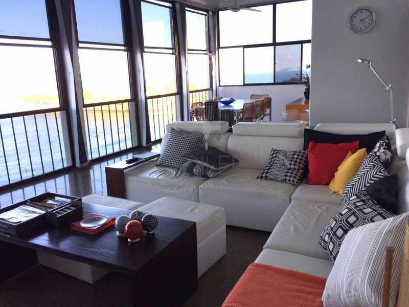 20 - Apartamento à venda Avenida Atlântica,Copacabana, Rio de Janeiro - R$ 3.500.000 - CO-AA3042 - 21