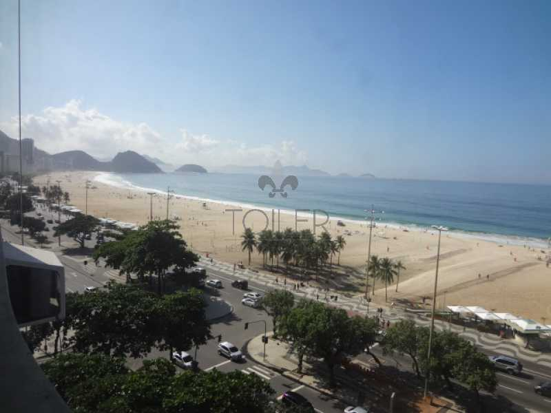 01 - Apartamento À Venda - Copacabana - Rio de Janeiro - RJ - CO-AA3044 - 1