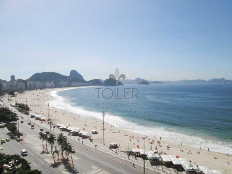 01 - Apartamento à venda Avenida Atlântica,Copacabana, Rio de Janeiro - R$ 6.500.000 - CO-AA4034 - 1