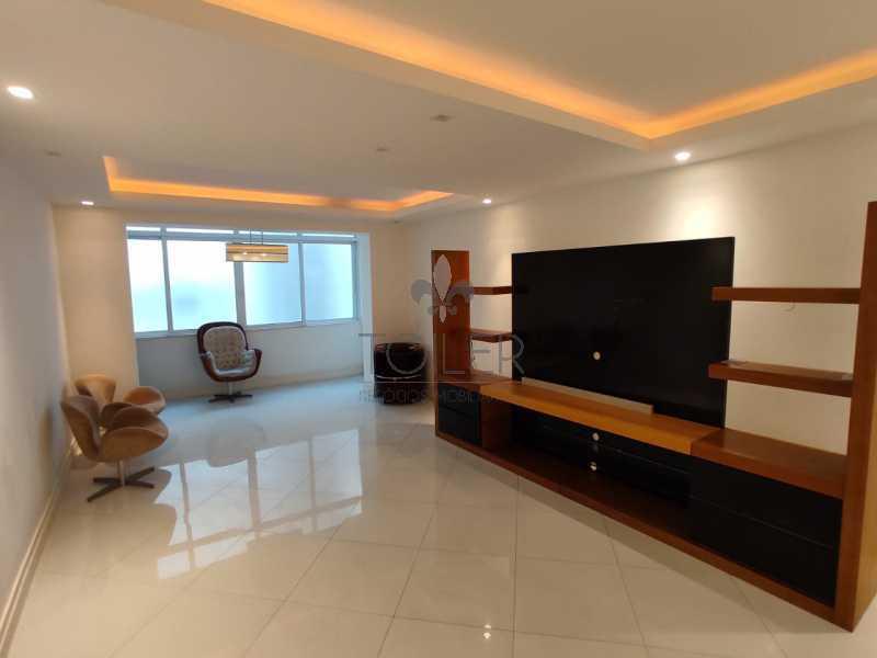 02. - Apartamento 3 quartos para alugar Copacabana, Rio de Janeiro - R$ 6.500 - LOC-AA3001 - 3