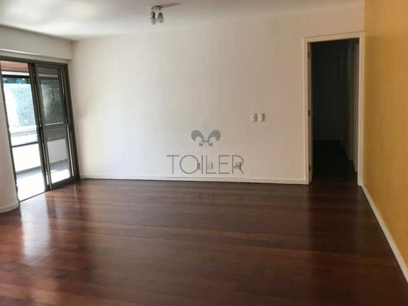 02 - Apartamento Para Alugar - Leblon - Rio de Janeiro - RJ - LLB-VA2002 - 3