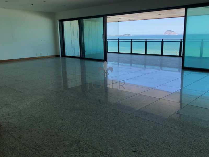 01 - Apartamento Avenida Prefeito Mendes de Morais,São Conrado,Rio de Janeiro,RJ Para Alugar,4 Quartos,390m² - LSC-PM4001 - 1