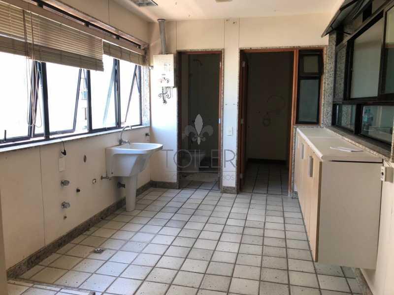 17 - Apartamento Avenida Prefeito Mendes de Morais,São Conrado,Rio de Janeiro,RJ Para Alugar,4 Quartos,390m² - LSC-PM4001 - 18