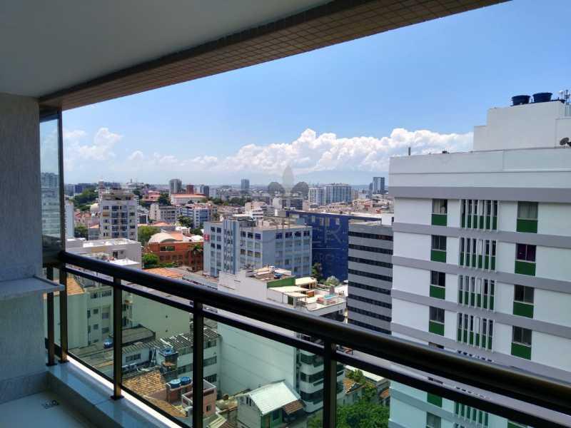 01 - Apartamento Rua do Bispo,Engenho Novo,Rio de Janeiro,RJ À Venda,3 Quartos,75m² - RC-RB3002 - 1