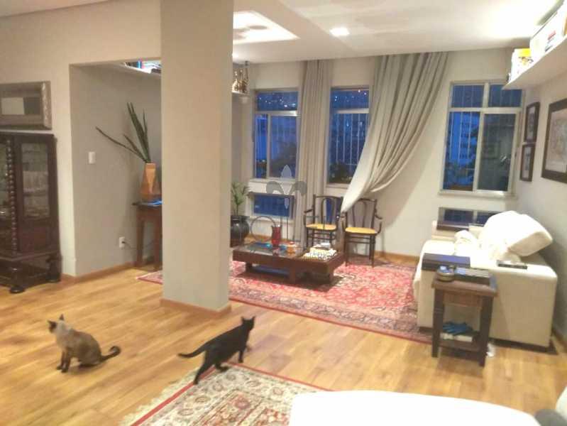 01 - Apartamento À Venda - Tijuca - Rio de Janeiro - RJ - TJ-PC4001 - 1