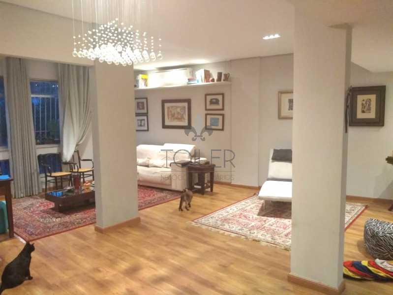 02 - Apartamento Rua Pinheiro da Cunha,Tijuca,Rio de Janeiro,RJ À Venda,3 Quartos,145m² - TJ-PC4001 - 3